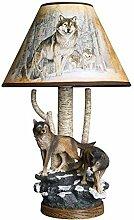 Lampe de table Moderne résine Lampes de table for