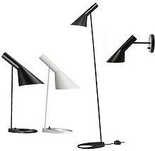 Lampe de table nordique rétro créative, lampe de