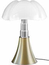 Lampe de table Pipistrello / H 66 à 86 cm -