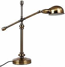 Lampe de table rétro - Lampe de bureau vintage
