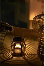 Lampe de table solaire d'extérieur Barus