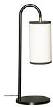 Lampe de table Tokyo / Coton - H 43 cm - Maison