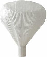 Lampe de table Vapeur / H 63 cm - Moustache blanc