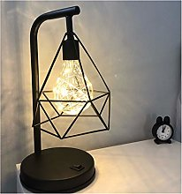 Lampe de table Vintage Night Table Lampe Chambre