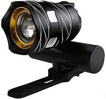 Lampe de vélo éclairage de vélo lumières LED