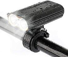 Lampe de vélo Led VTT éclairage phares de vélo