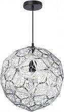 Lampe Diamond Chromé Sklum