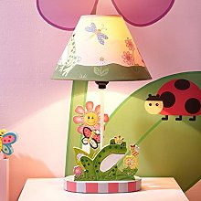 Lampe enfant Magic Garden pour chevet commode