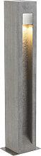 Lampe exterieure contemporaine grise 70 cm - Sneezy