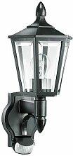 Lampe extérieure L 15, noir