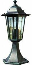 Lampe extérieure sur pied 41 cm luminaire