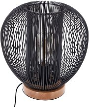 Lampe filaire Noda noir H27 - Noir