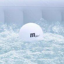 Lampe flottante pour spa gonflable MSPA Ø12cm,