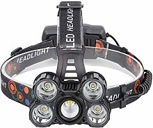 Lampe frontale LED Super Bright Lampe frontale