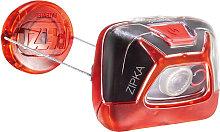 Lampe frontale ZIPKA Rouge - 200 Lumens - Petzl