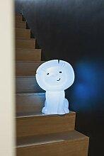 Lampe Hakuna Ambiance Lion blanc - Atelier Pierre