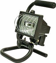 Lampe halogène 500w 82789-Projecteur Portable