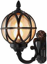 Lampe industrielle, Applique murale Vintage en