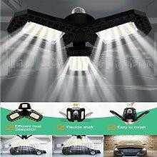 Lampe industrielle E27 déformable, éclairage