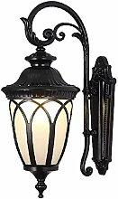 Lampe industrielle, Lampe murale extérieure