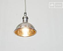 lampe industrielle suspendue