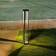 Lampe Jardin,LED Poteau de jardin,LED Borne