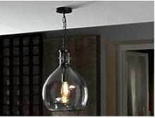 Lampe   laia   bleu ø33