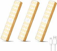 Lampe LED Détecteur de Mouvement, Taipow Sans Fil