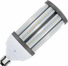 Lampe LED Éclairage Public Corn E27 40W IP64