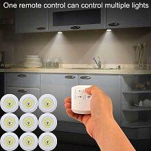 Lampe LED intelligente sans fil avec