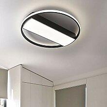 Lampe LED Plafond Chambre Ronde Lampe Étude