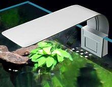 Lampe LED pour Aquarium 5W 10W, Super mince, haute