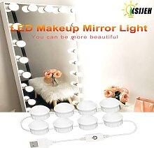 Lampe LED pour miroir de maquillage professionnel,