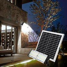 Lampe lumière solaire Led jardin et extérieur