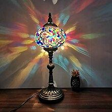 Lampe marocaine turque lampe de mosaïque