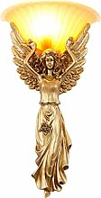 Lampe Murale Applique Creative Angel Type Salon