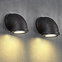 Lampe murale créative pour LOFT, style rétro,