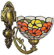 Lampe murale de style Tiffany, lampe murale