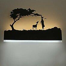 Lampe murale LCSD Creative Design LED Lampe Murale