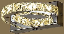 Lampe murale LCSD Moderne Applique Murale Cristal