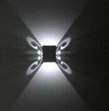 Lampe murale pour lit 1 place de la lampe LED