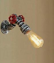 Lampe murale Vintage E27 Edison, éclairage