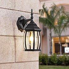 lampe murale Vintage Lanterne murale extérieure