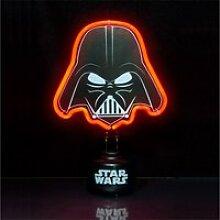 Lampe néon dark vador (licence star wars)