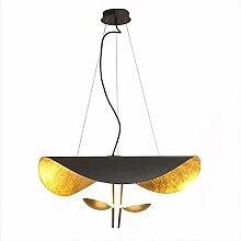 Lampe pendentif LED Lampe suspension contemporaine