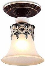 Lampe Plafond Éclairage Foyer Rétro Lumières