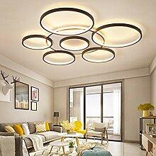 Lampe plafond LED Plafonnier Dimmable Plafond De