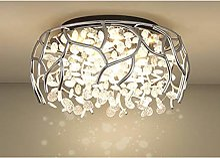 Lampe Plafond Plafond moderne Lumières ronde