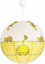 Lampe pour chambre d'enfant - Motif animaux
