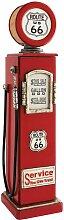 Lampe range CD rouge H95 ROUTE 66